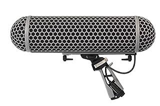 Rode Blimp Windshield and Rycote Shock Mount Suspension System for Shotgun Microphones (B00KV3XPKI) | Amazon price tracker / tracking, Amazon price history charts, Amazon price watches, Amazon price drop alerts