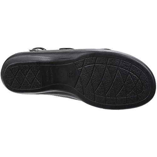 Innenseite Caged Sandale Touch weicher And Open weiches Vollöffnende Anpassungspunkten mit mit Toe Sandal Womens Fas Luxuriös mit Foster Two drei Lederobermaterial Fleet TZqwBAXR