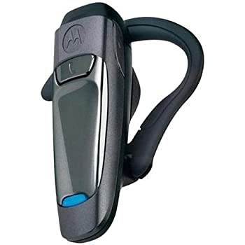 amazon com motorola h505 bluetooth headset black bulk packaging rh amazon com