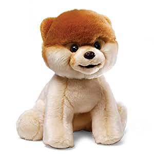 "GUND Boo Dog Stuffed Animal Plush, 8"""