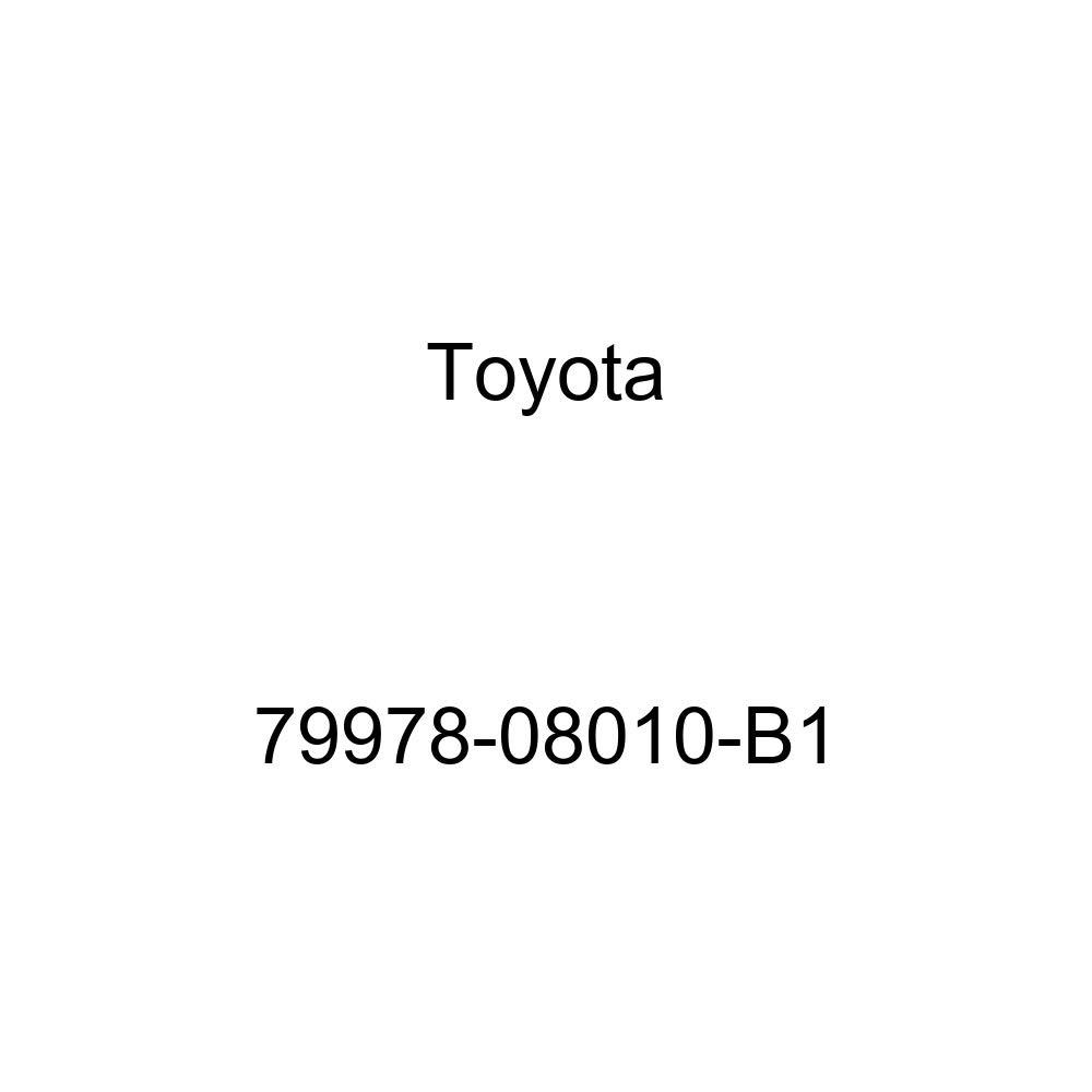 TOYOTA 79978-08010-B1 Seat Leg Garnish Cover