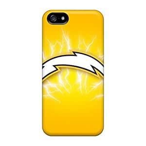 IUb23IVOB Tpu Case Skin Protector For Iphone 5/5s San Diego Chargers With Nice Appearance