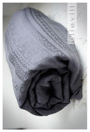 104a721c802 Ellevill Wrap Baby Carrier - Zara Gray Silk (He) - Buy Online in UAE ...