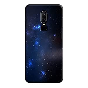 Cover It Up - Star Cloud Blue Space 03OnePlus 6 Hard Case