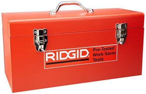 Ridgid 33085標準型ツールボックスwithトレイby Ridgid B01M13HNED