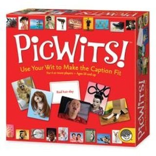 Picwits Game [Toy] by -