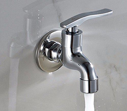 SCLOTHS Bathroom Basin Sink Mixer Tap Faucet Modern copper cold