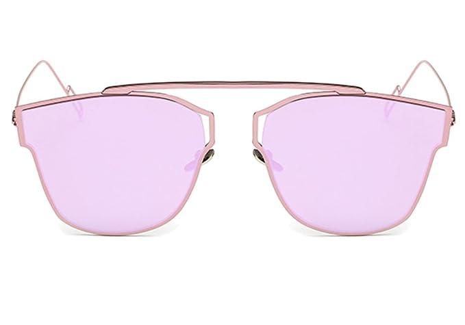 Aviador Gafas de Sol Moda Retro para Hombre y para Mujer ...