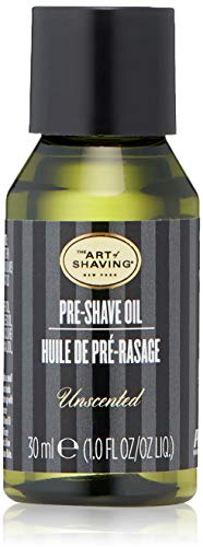 - The Art of Shaving Pre-Shave Oil, Unscented, 1 oz