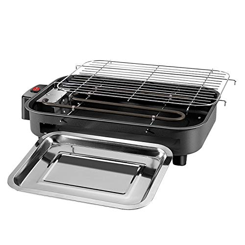 BEIMU Electric Heating Barbecue Home Barbecue smokeless Barbecue Meat Electric Oven