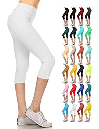 Women's Yoga Gym High Waist reg/Plus 25+Colors Solid and...