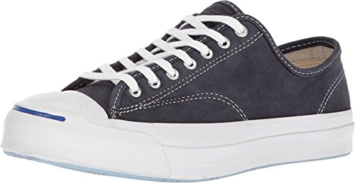 Converse Men's Jack Purcell Signature, BLUE/WHITE, 5.5 M US (Converse Signature Purcell Jack)