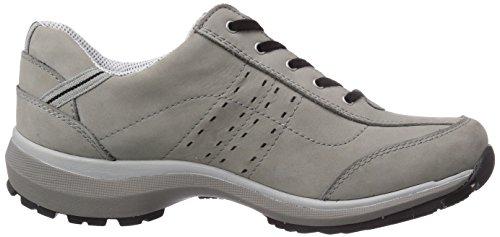 Romika Gabriele 10 - zapatilla deportiva de cuero mujer gris - Grau (ash-767)