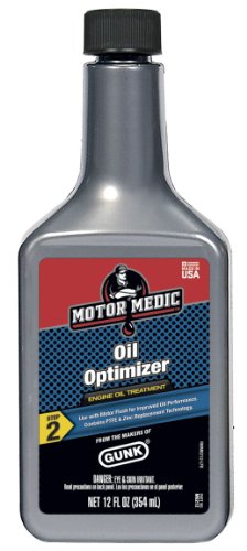 Fluid Optimizer - Niteo Motor Medic M6212 Oil Optimizer - 12 oz.