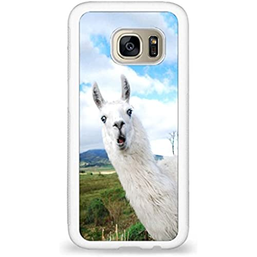 Customized Cool Alpaca back phone cases for Samsung Galaxy S7 Sales