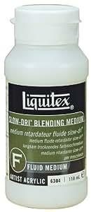 Liquitex aditivo - Médium de preparación de superficie gesso transparente Professional, 473 ml