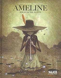 Ameline, joueuse de flûte, Beauvais, Clémentine