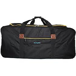 "Cuban Travel Duffel bag 50LB w linear size 62"""