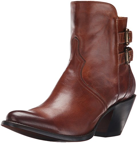 Ankle Bootmaker Lucchese Bootie Women's Cognac Catalina 8tFxHq