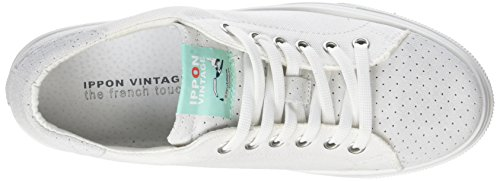 Ippon Vintage Damen Tokyo-fun1 Sneaker Weiß (Weiß)