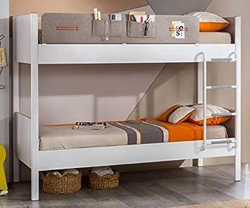 Etagenbett Mit Matratze : Cilek dynamic etagenbett hochbett stockbett cm weiß holz