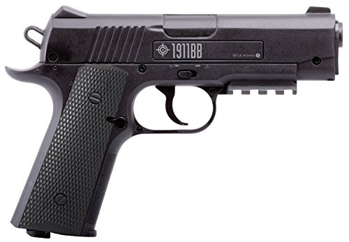 Crosman 1911 BB CO2 Air Pistol - 480 FPS - 40001