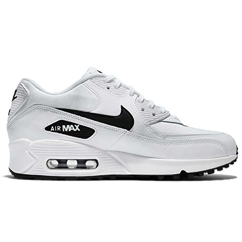 Blanc Femme White 131 Sneakers Max NIKE WMNS 90 Basses Air Black wpF7qS