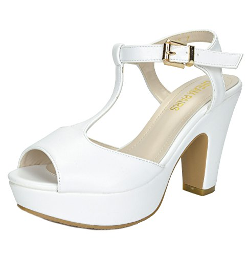 DREAM-PAIRS-Womens-Michelle-Mid-Heel-Platform-Pump-Sandals