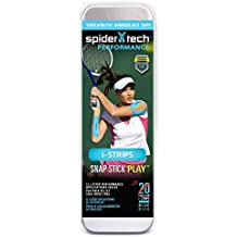 SpiderTech Performance i-Strips for Tennis