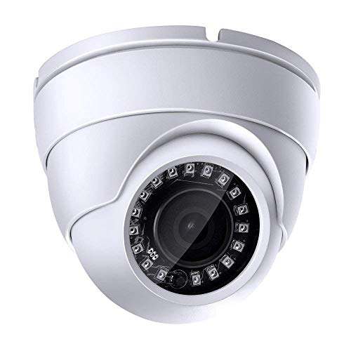 Q1C1 / Dahua OEM HAC-HDW1220MN, 2MP HD-CVI TVI AHD 960H CVBS Security Camera Indoor Outdoor Smart IR Infrared Night Vision Sony Exmor Sensor, for Home CCTV Surveillance Wide Angle Lens Dome Camera