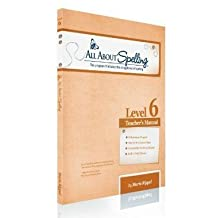 All About Spelling Level 6 by Marie Rippel (2010-01-01)