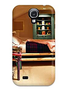 Durable Photography Interior Design Back Case/cover For Galaxy S4