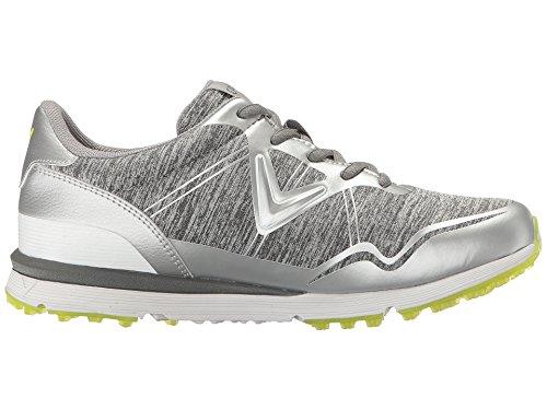 Callaway Women's Solaire Golf Shoe, Heathered, 7 B US