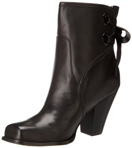 Harley-Davidson Women's Eve Motorcycle Boot,Black,8 M US