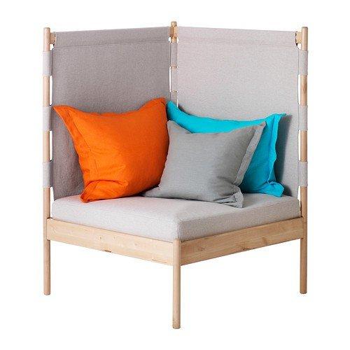 IKEA PS 2014 sillón de esquina con funda de almohada: Amazon ...