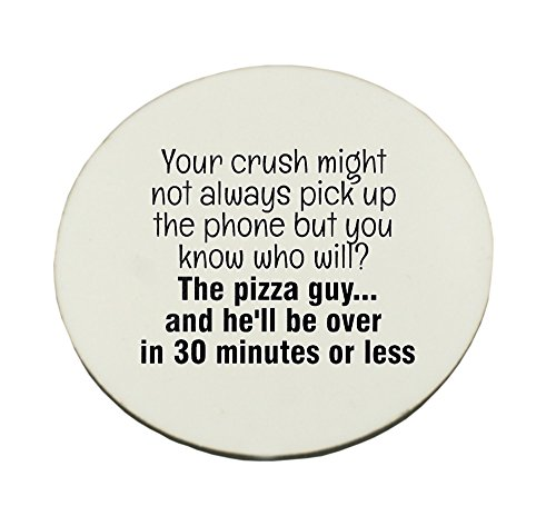 circle-mousepad-with-your-crush-might-not-always-pick-up-the-phone-but-you-know-who-will-the-pizza-g