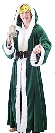 Steampunk Clothing- Men's CL COSTUMES Dickens-A Christmas Carol-Scrooge- Deluxe Ghost Of Christmas Past Adults Fancy Dress Costume - All Mens Sizes $88.99 AT vintagedancer.com