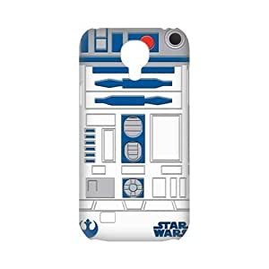 Personalized Custom Tv Show Series Star Wars Idea 3D Printed for Samsung Galaxy S4 MINI ( i9192/i9198) Phone Case Cover--WSM-050601-069