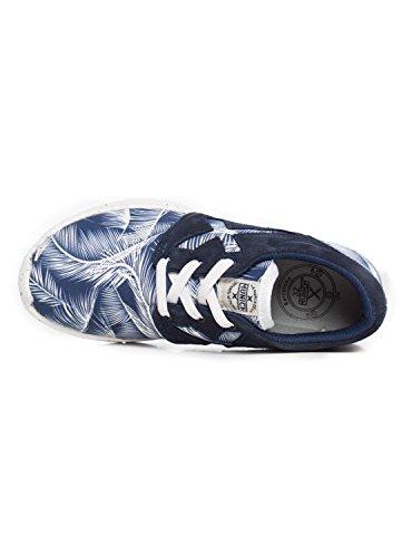 Zapatillas Munich Mini Vent Azul Azul