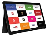 """Samsung Galaxy View (64GB) Wi-Fi + 4G LTE Unlocked Android 18.4"""" Tablet Computer SM-T677A"""