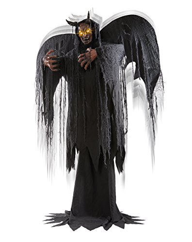 Animatronics - Spirit Halloween 6 Ft Forest Demon Animatronics – Decorations