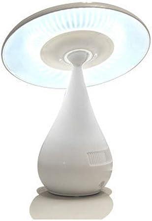 ZFF Creativo Purificador de Aire Luz de Hongo LED de Carga Lámpara ...