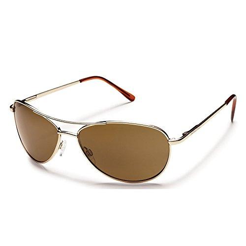 Suncloud Optics Patrol Polarized Sunglasses(Brown - Polarized Define
