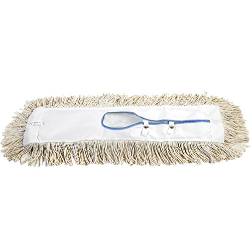 O-Cedar JAN137 36'' Economy Dry Dust Mop Replacement Heads (Pack of 12) by O-Cedar