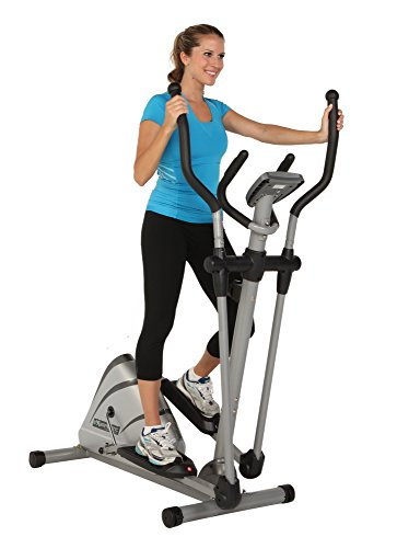 Elliptical Exercise Equipment. Exerpeutic 1000XL Heavy Duty Magnetic Elliptical #exerciseequipment