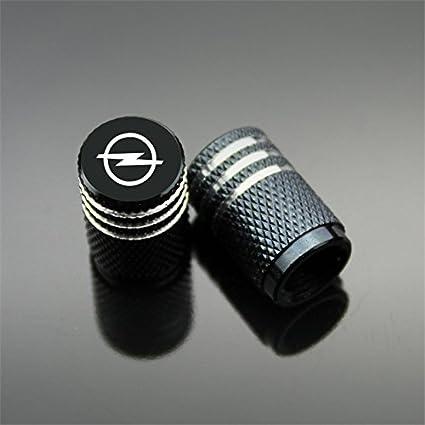 Tapones para válvulas, tapas para neumáticos de Opel para coche ...