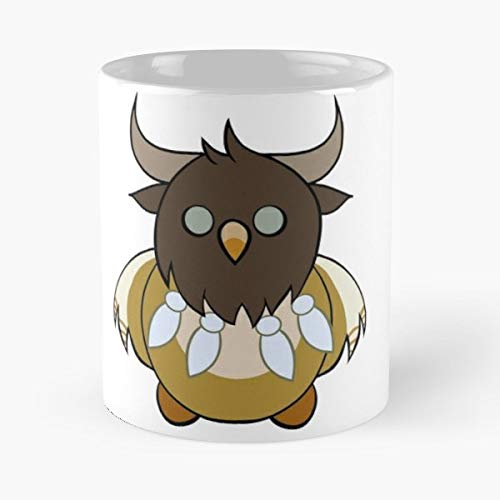 (Moonkin Boomkin Warcraft World Of - 11 Oz Coffee Mugs Ceramic The Best Gift For Holidays, Item Use Daily)