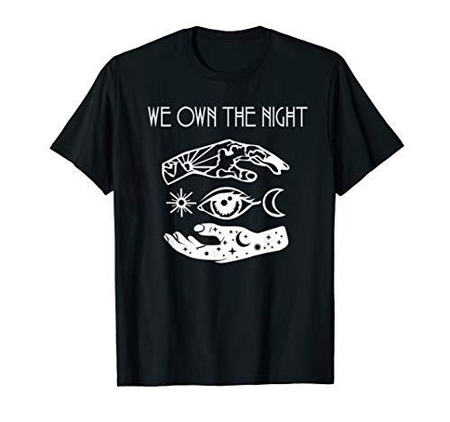 Dance Gavin Dance We Own The Night Graphic Design T-Shirt