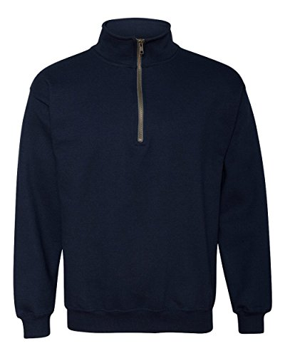 Quarter Zip Mens Sweatshirt - 1