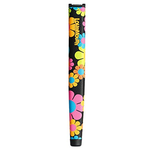 Loudmouth Magic Bus Oversize Putter Grip ()
